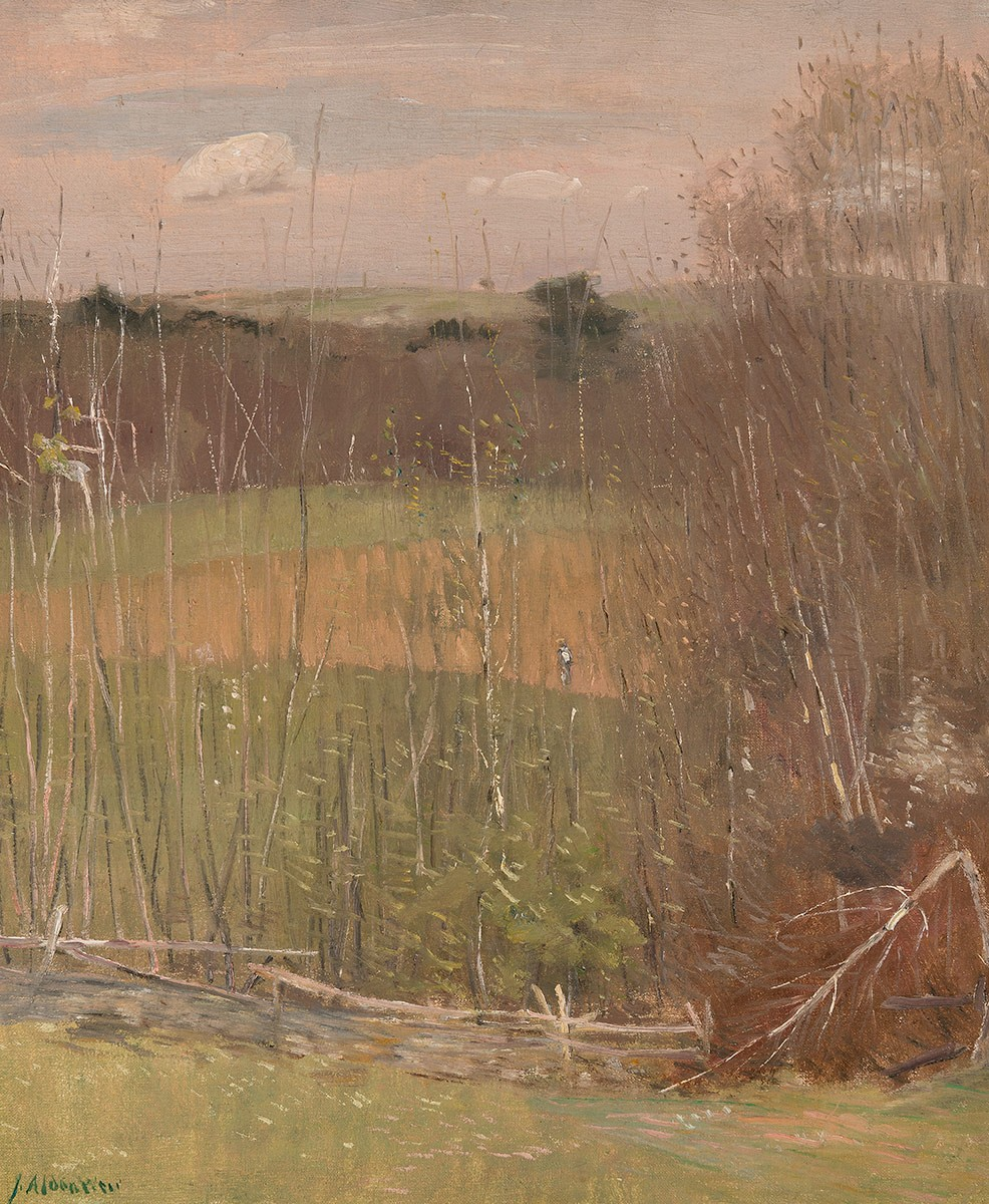New Terrains American Paintings From The Richard M