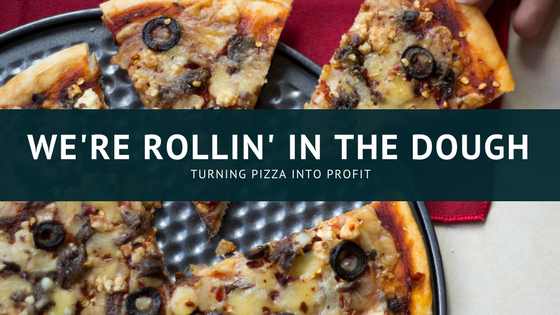 Rollin' in the Dough Pizza Fundraiser