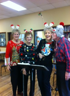 Branson Hollister Senior Center - 2017 Christmas Party