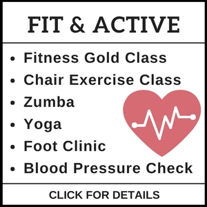 Fitness and Health - Branson-Hollister Senior Center
