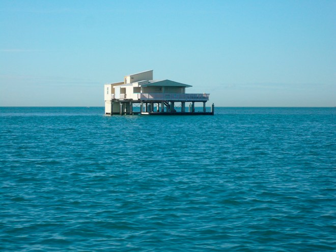 stiltsville home in Miami