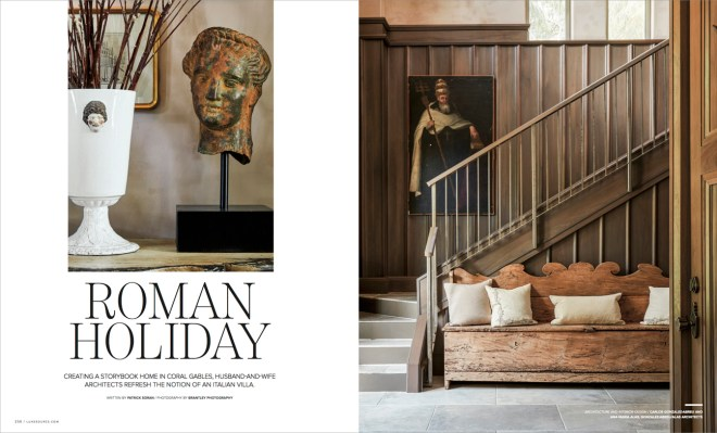 Architectural Magazine Photography