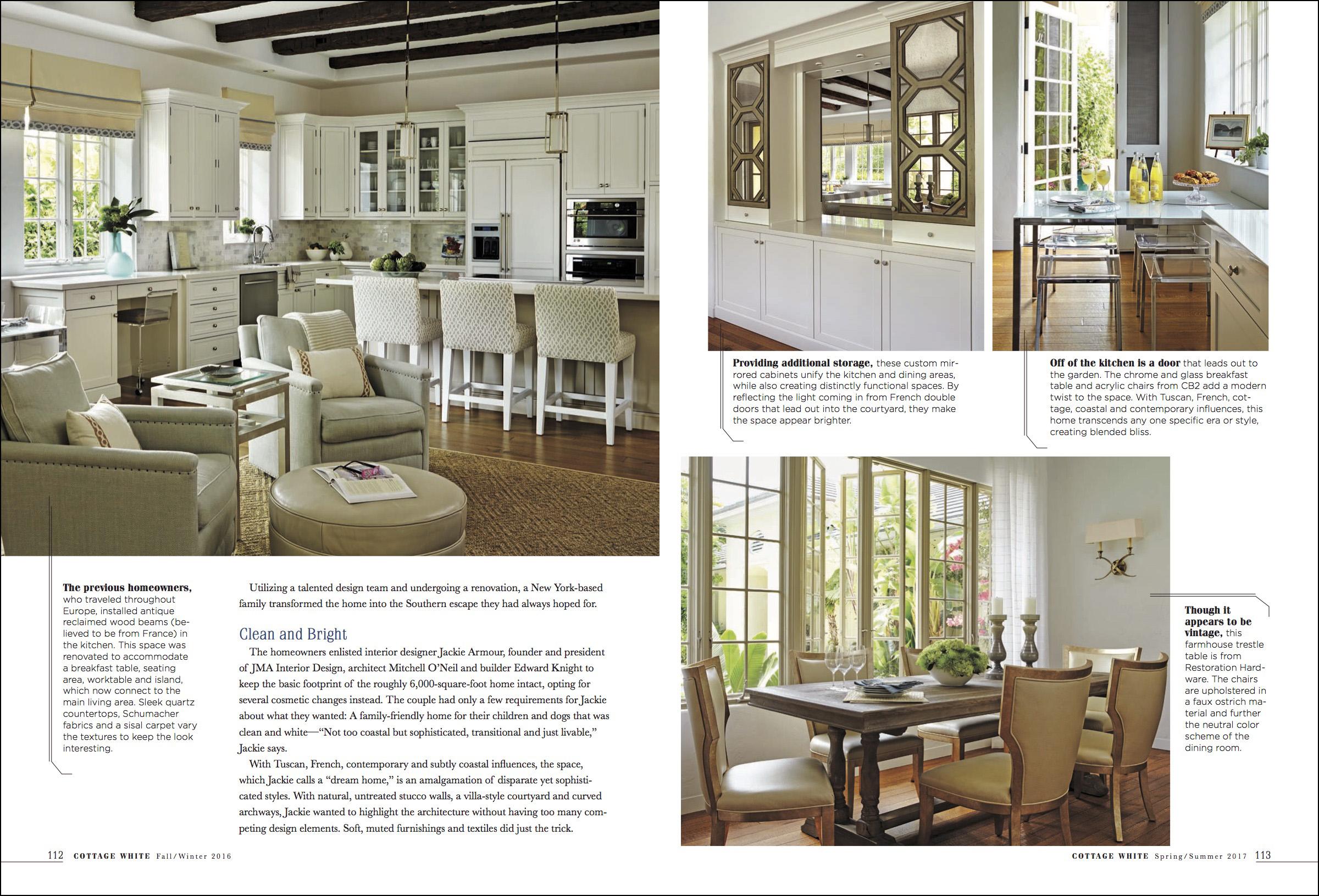 Astounding Cottage White Magazine Design Article Hobe Sound Home Download Free Architecture Designs Momecebritishbridgeorg