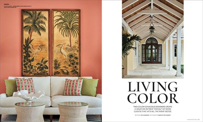 Palm Beach Photography Magazine Cover