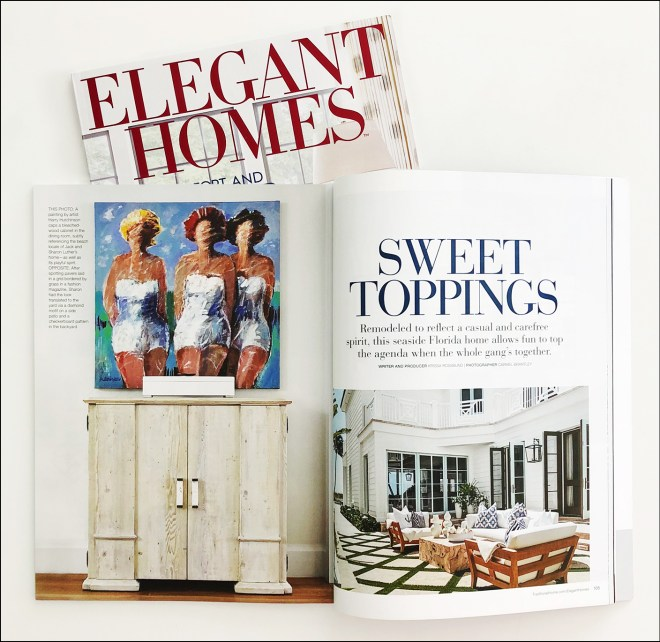 Elegant Homes Magazine