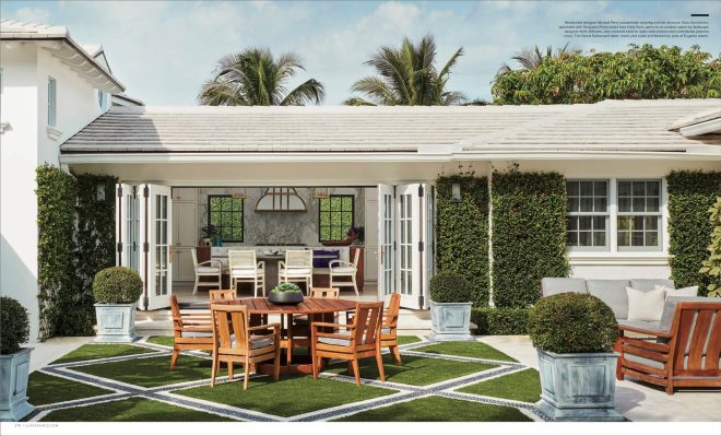 Palm Beach Home Featured, Outdoor