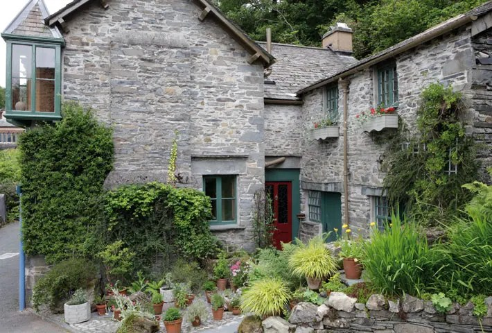 Self Catering Cottage Coniston