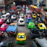 Vår bilkörning minskar för fjärde året i rad