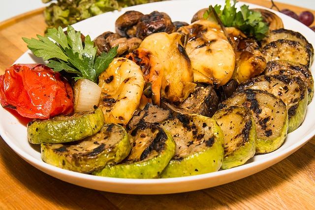Las mejores 7 verduras para acompañar tu parrillada argentina