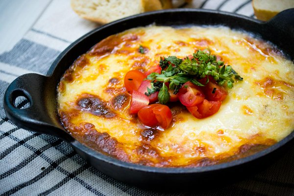 Provoleta, el queso del asado argentino