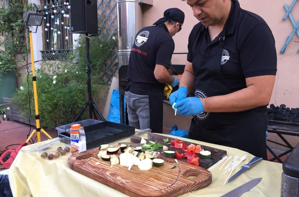 5 razones para contratar un catering para fiestas al aire libre