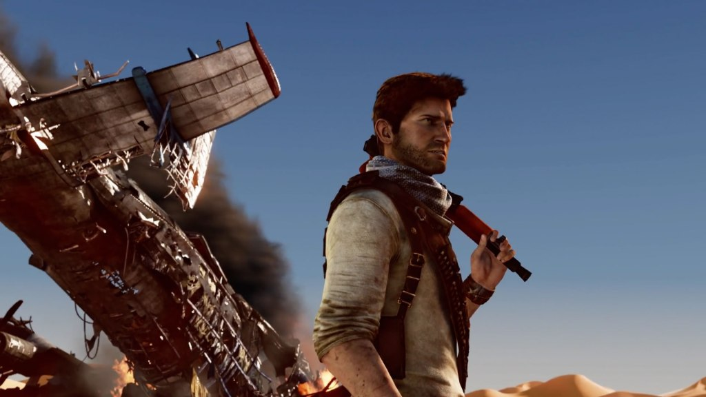 Uncharted The Nathan Drake Collection Screenshot 2