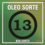oleo Sorte 13