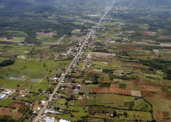São José do Hortêncio es el municipio con menos desigualdad de Brasil.