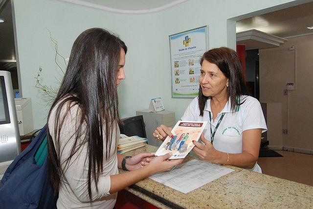 Durante el Mundial encontrarás puntos de salud para turistas en las ciudades sede. Foto: Portal PBH