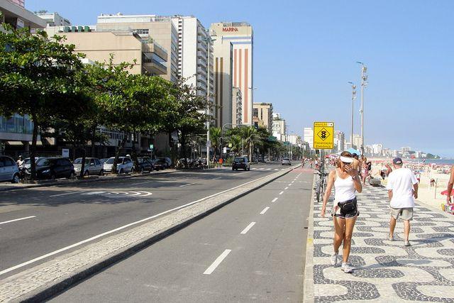 La vida saludable está entre los hábitos brasileños más valiosos para los turistas.