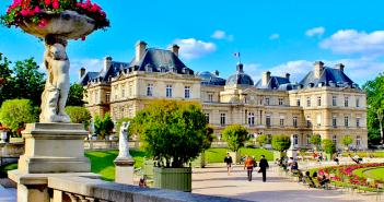 Circuito turístico em Paris