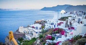 Viagens de cruzeiro nas ilhas gregas