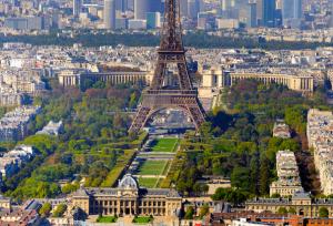 Viagens na CVC para Paris