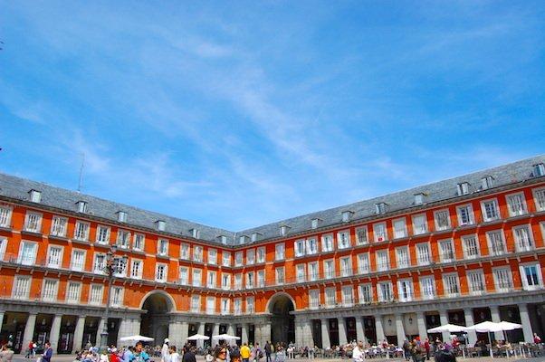 Roteiro de viagem em Madri e Paris