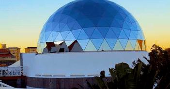Espaço de exposições e eventos culturais