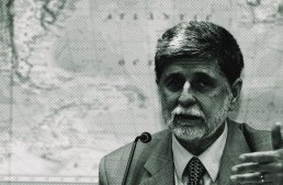 Celso Amorim: Brasil's madness as a method of destruction