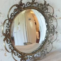 Miroir massif