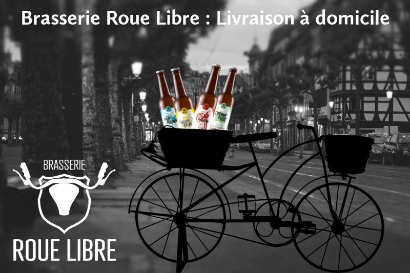 Livraison Roue Libre