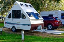 RV travel-camping