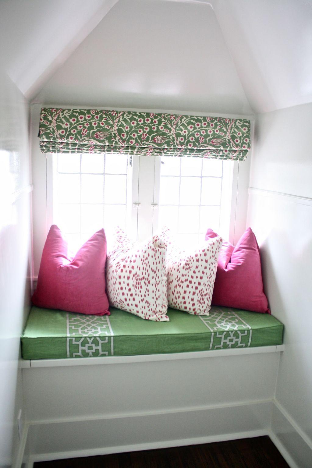 Preppy Palm Beach Guestroom from Brass Hill Design