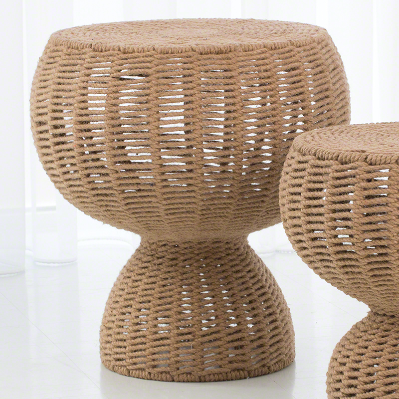 Studio A Home Rope Side Table