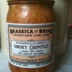 Organic Smoky Chipotle Kraut