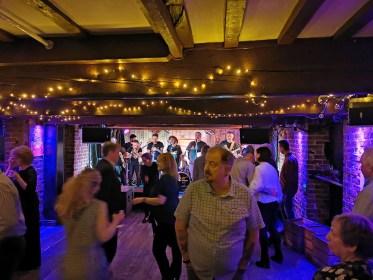 Brass Monkees Telford's Warehouse