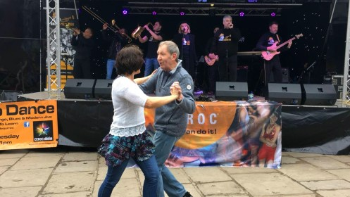 Brass Monkees Nantwich Jazz Festival 2018 On Stage 2