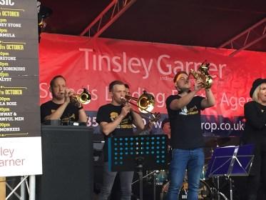 Brass Monkees Stone Food & Drink Festival 2