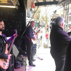 Brasss Monkees Nantwich Jazz Festival 2018 2