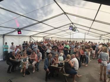 Brass Monkees Nantwich Jazz Festival 2019 17
