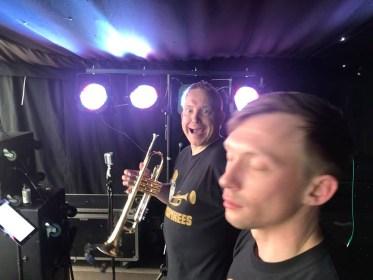 Brass Monkees Nantwich Jazz Festival 2019 19