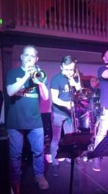 Brass Monkees Nantwich Jazz Festival 2019 8