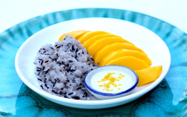 Recipe Mango Sticky Rice, Thai Cooking Class Phuket ...