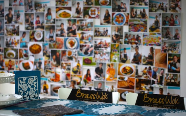 Top 20 dishes at BrassWok Thai Cooking Class