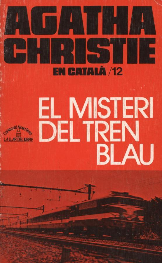 Venda online de llibres d'ocasió com El misteri del tren blau - Agatha Christie a bratac.cat
