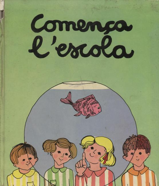 Comença l'escola - Rosa Armangué