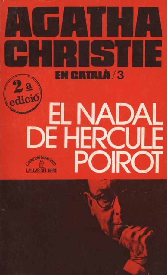El nadal d'hercule poirot - Agatha Christie
