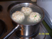 bavarian dumplings