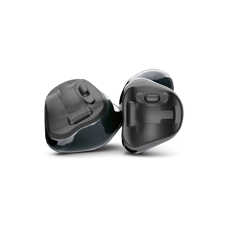 Phonak Virto Marvel Hörgeräte Paar in schwarz