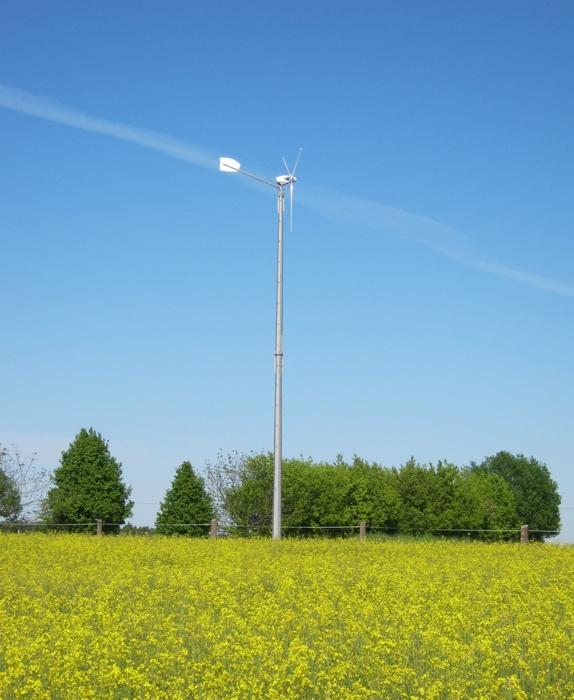 ANTARIS small wind turbines | BRAUN Windturbinen GmbH