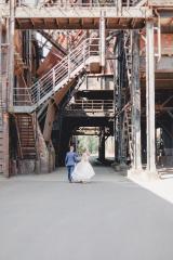 Vergnuegte Hochzeit in Duisburg_IN LOVE Fotografie_ - 13