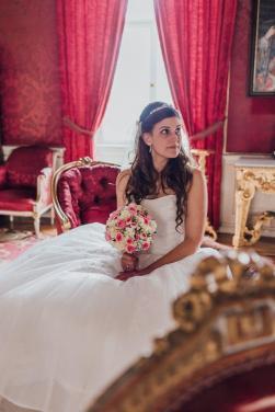 Romantische Hochzeit auf Schloss Baldern_Farbklang Fotografie - 15