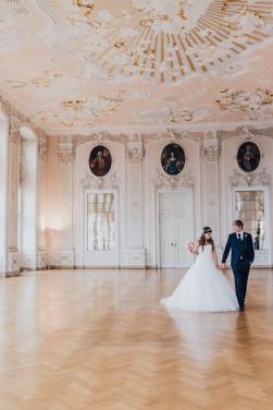 Romantische Hochzeit auf Schloss Baldern_Farbklang Fotografie - 17